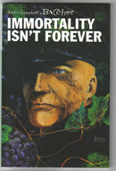 Eddie Campbell's Bacchus Immortality Isn't Forever graphic novel mint