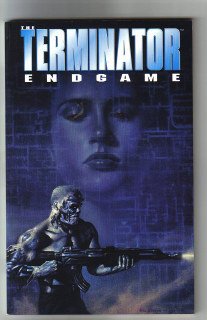 The Terminator Endgame grapic novel mint