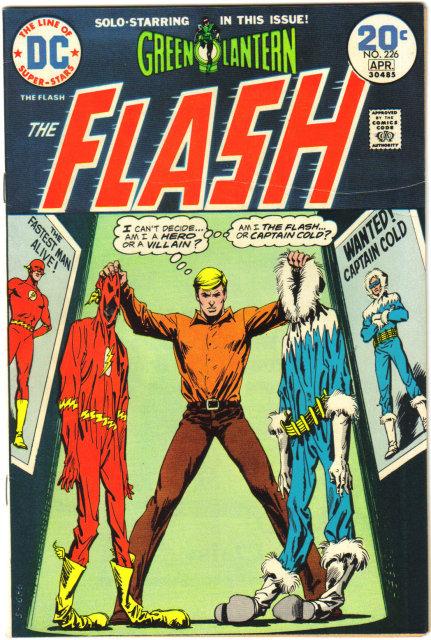 The Flash #226 comic book fine/very fine 7.0