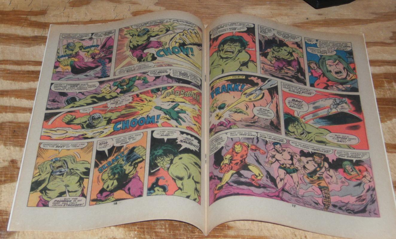 Incredible Hulk #200 very fine/near mint 9.0