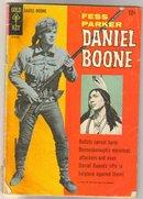Fess Parker Daniel Boone #2 comic book good/very good 3.0