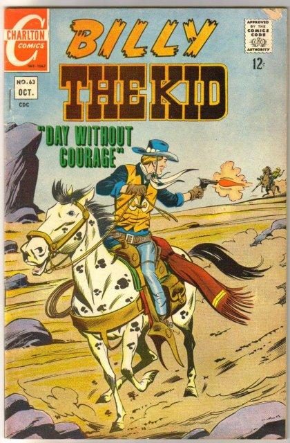 Billy the Kid #63 comic book very good/fine 5.0