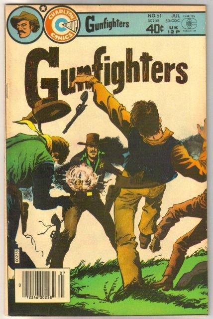Gunfighters #61 comic book very fine 8.0