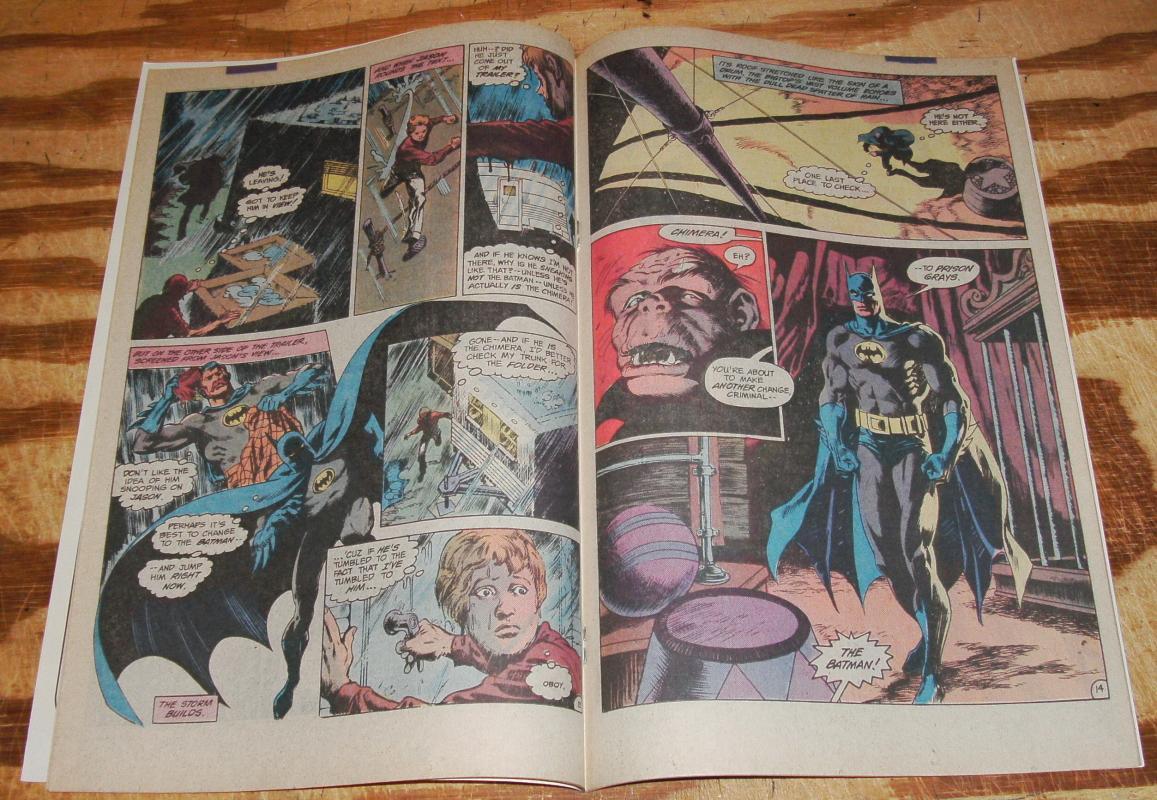 Batman #364 comic book near mint plus 9.6