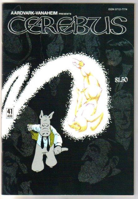Cerebus #41  comic book near mint 9.4