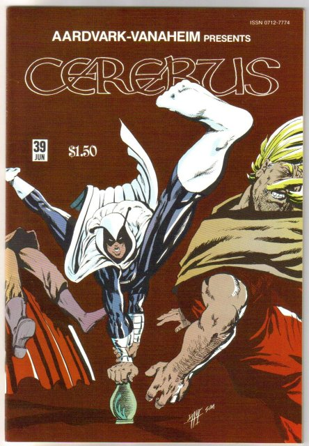 Cerebus #39  comic book near mint 9.4