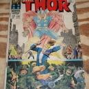The Migfhty Thor #138 comic book good/very good 3.0