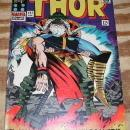 The Mighty Thor #127   comic book very good/fine 5.0