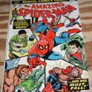 Amazing Spider-man #140 very fine with clipped letters page