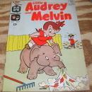 Little Audrey and Melvin #4 very good/fine 5.0