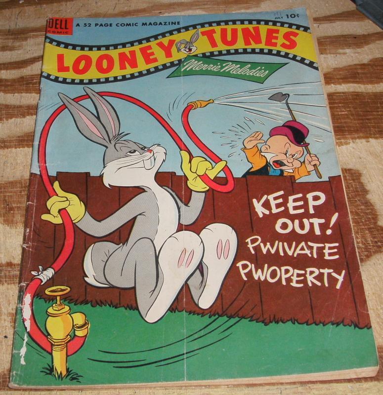 Looney Tunes #141 comic book vg/fn 5.0
