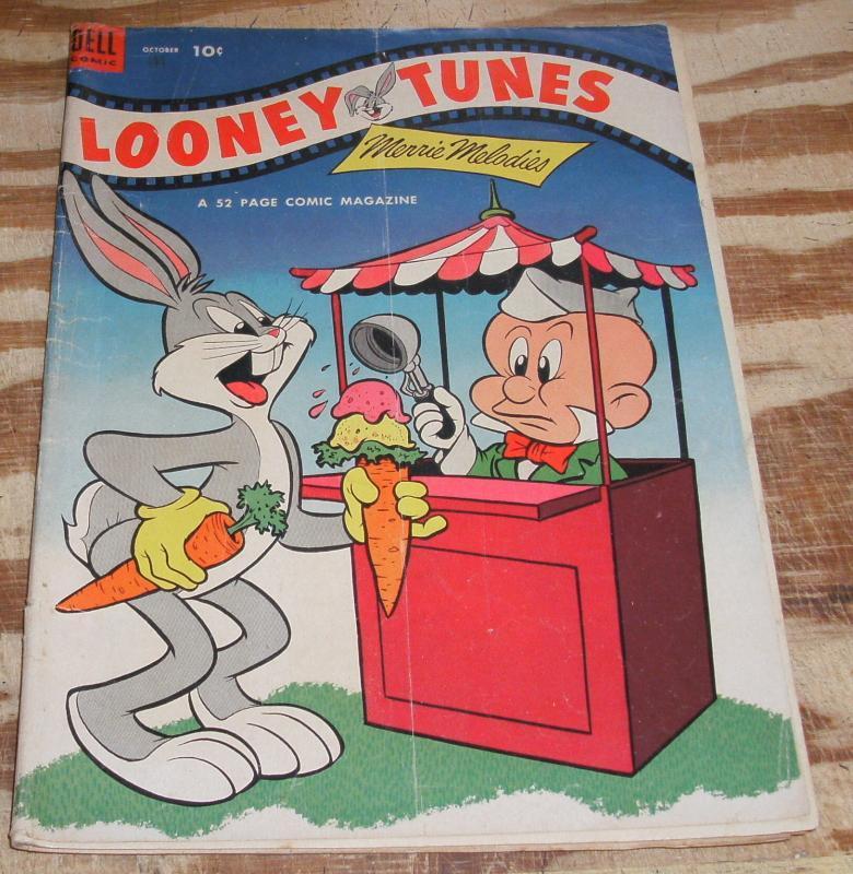 Looney Tunes #144 comic book g/vg 3.0