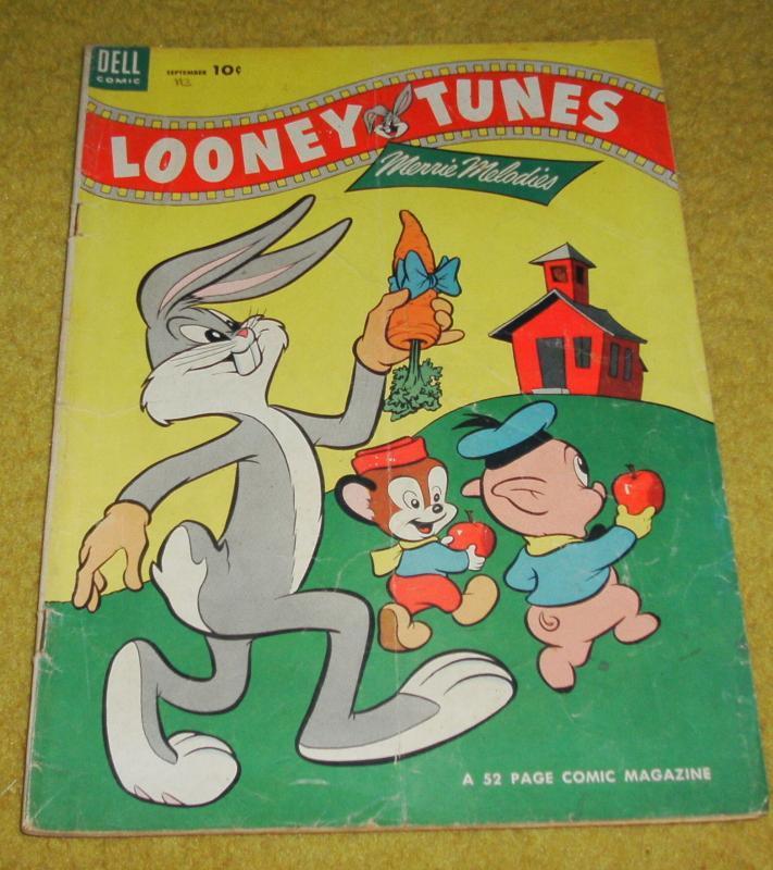Looney Tunes #143 comic book vg/fn 5.0