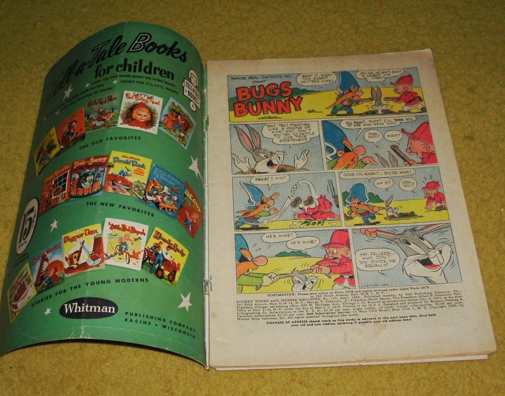 Looney Tunes (1954) #150 comic book good/very good 3.0