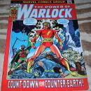 Warlock #2 comic book very fine 8.0