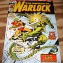Power of Warlock #8 very fine 8.0