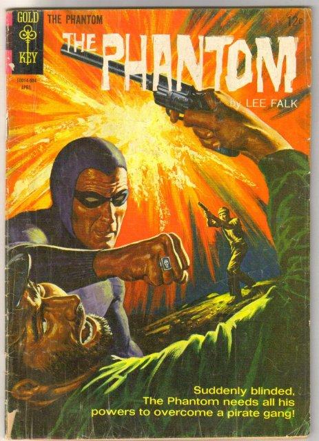The Phantom #11 comic book good/very good 3.0