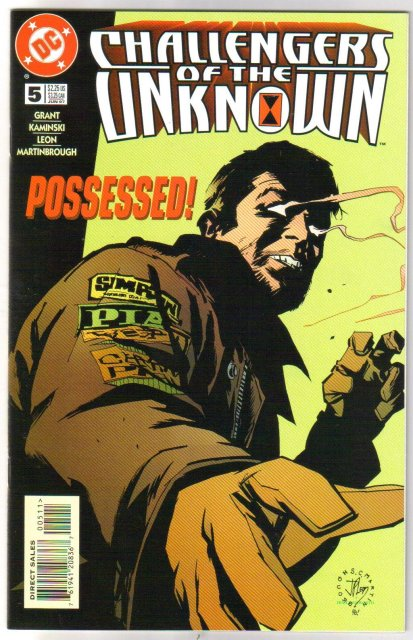 Challengers of the Unknown #5 comic book mint 9.8
