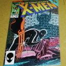 Uncanny X-Men #196 near mint/mint 9.8