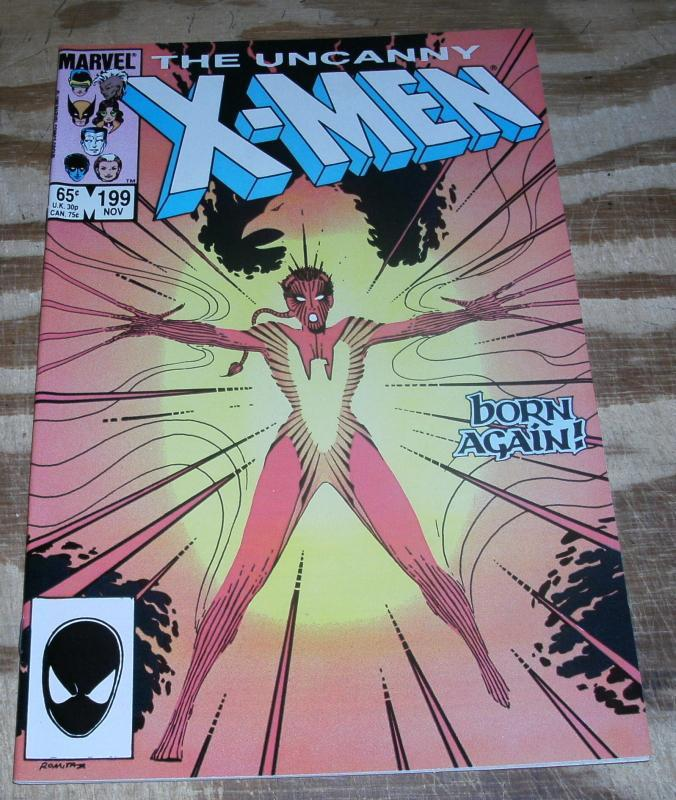 The Uncanny X-men #199 mint 9.9
