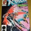 Uncanny X-Men #201 near mint/mint 9.8