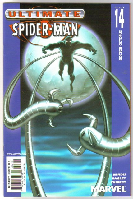 Ultimate Spider-man #14  comic book mint 9.8