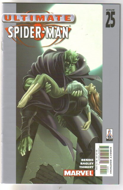 Ultimate Spider-man #25  comic book mint 9.8