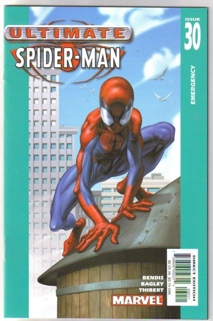 Ultimate Spider-man #30  comic book mint 9.8