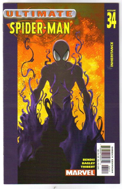 Ultimate Spider-man #34  comic book mint 9.8