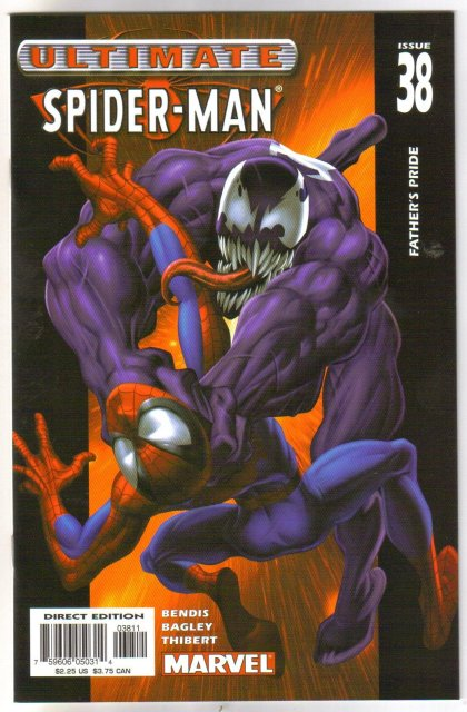 Ultimate Spider-man #38  comic book mint 9.8