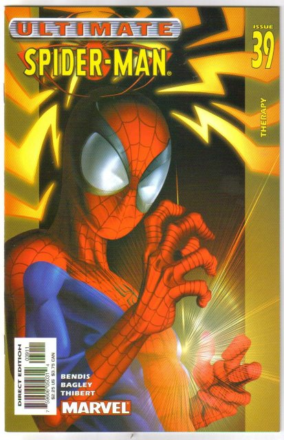 Ultimate Spider-man #39  comic book mint 9.8