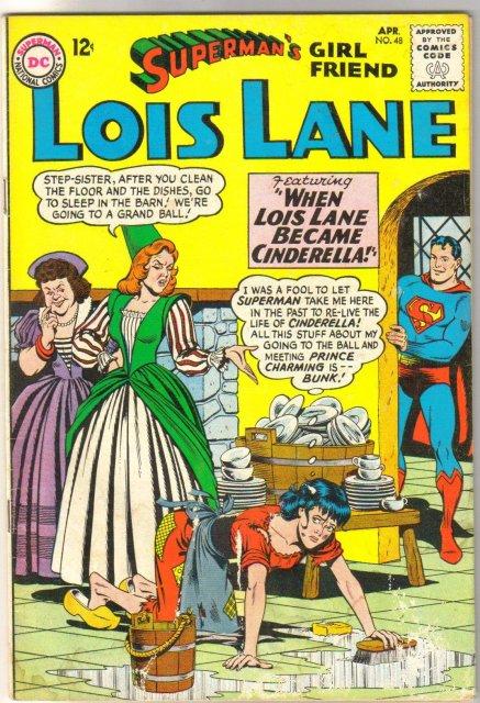 Superman's Girlfriend Lois Lane #48 good 2.0