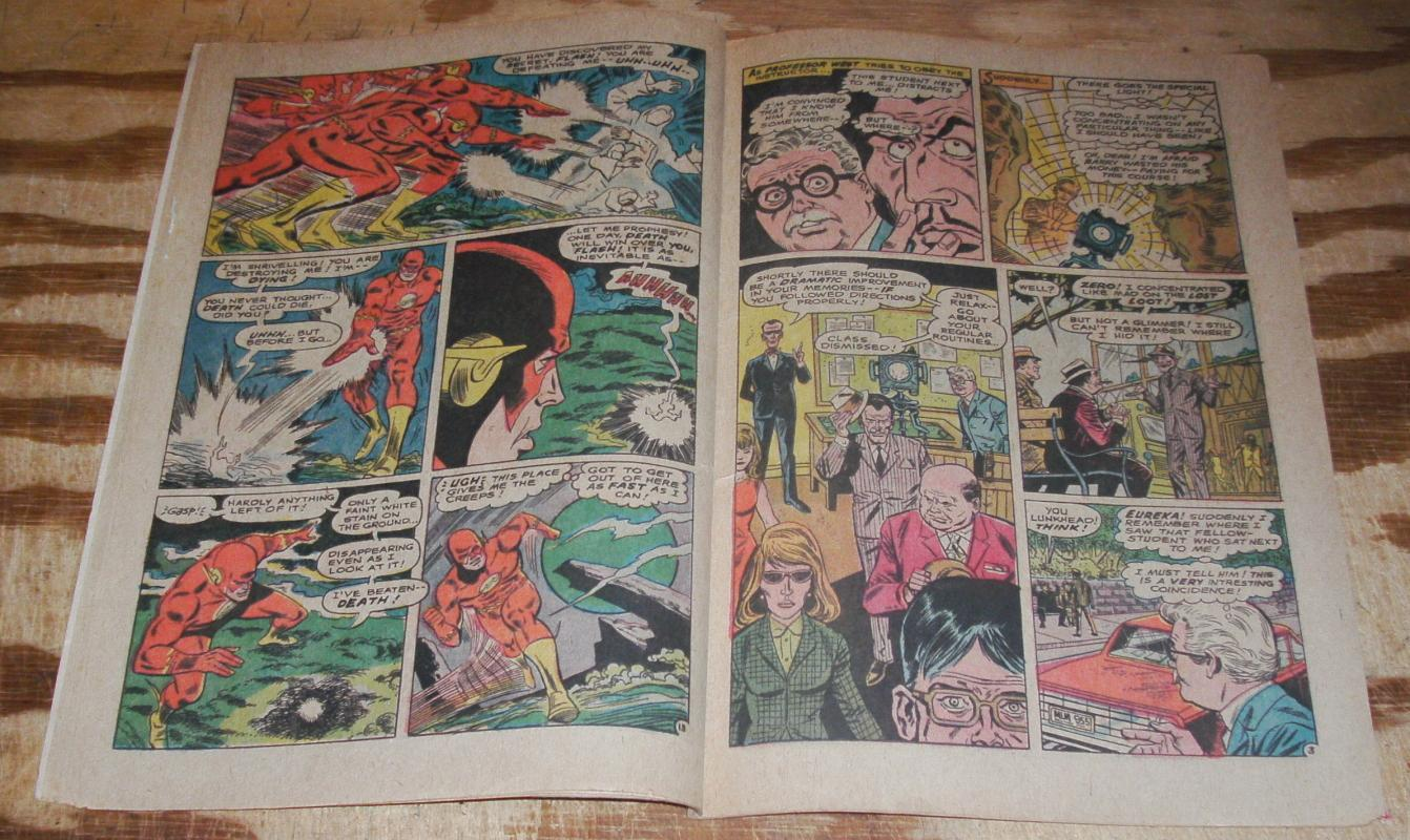 The Flash #176 vg 4.0