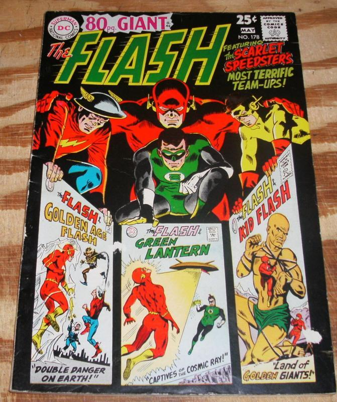 The Flash #178 Giant fn 6.0