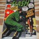 The Flash #183 very good/fine 5.0