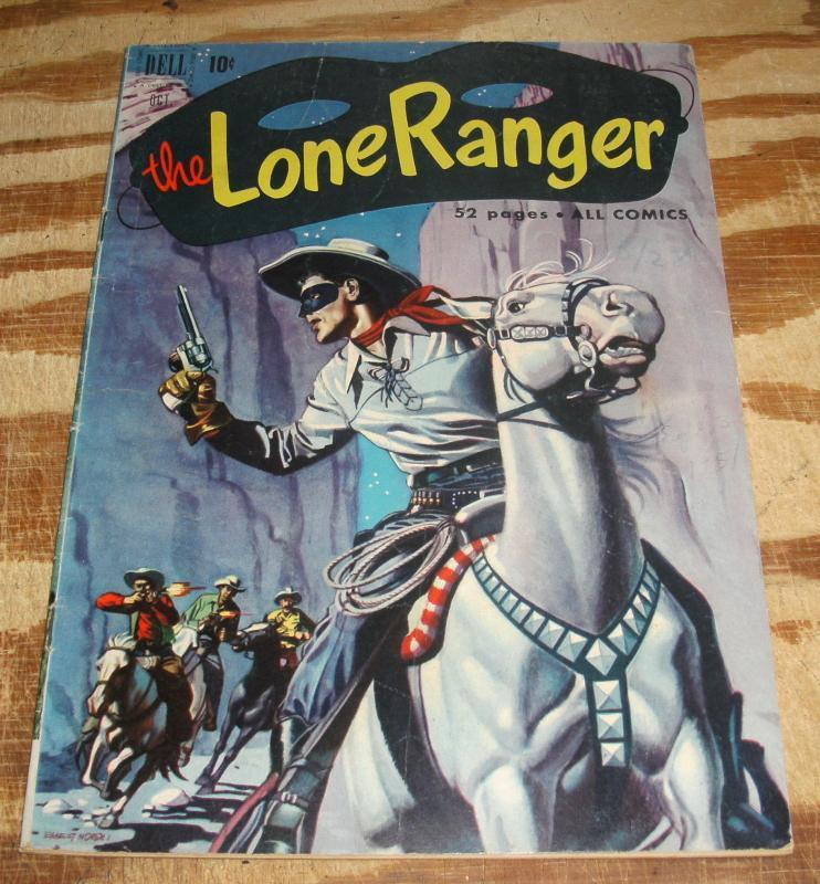 Lone Ranger #40 fn+ 6.5
