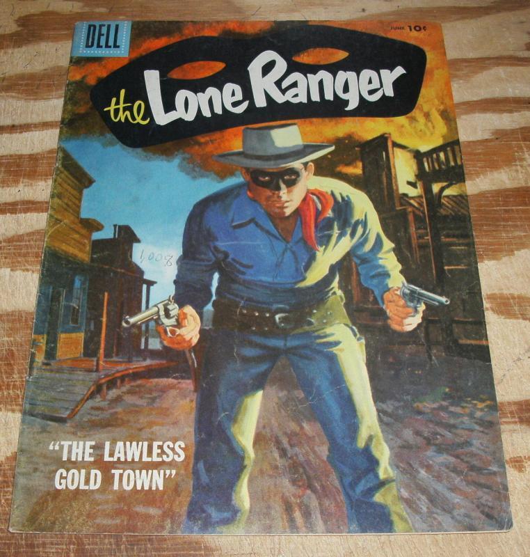 Lone Ranger #108 fine/very fine 7.0