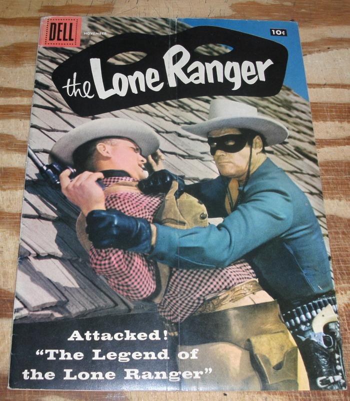 Lone Ranger #113  fine 6.0
