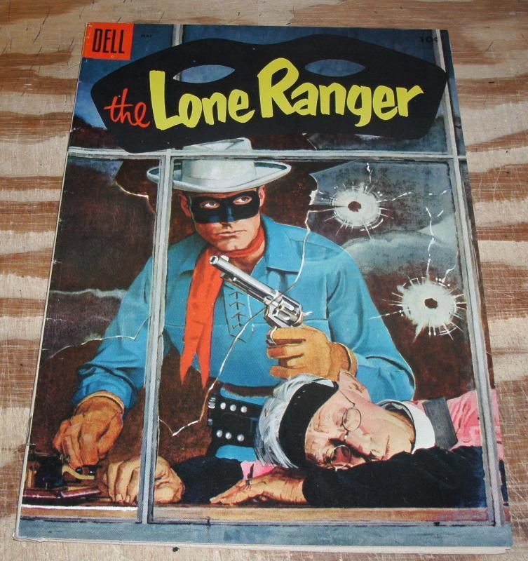 Lone Ranger #83  fine 6.0