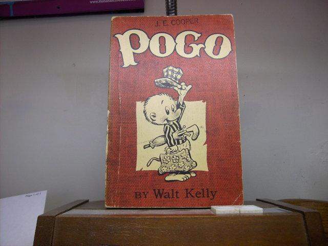 1951 Pogo book