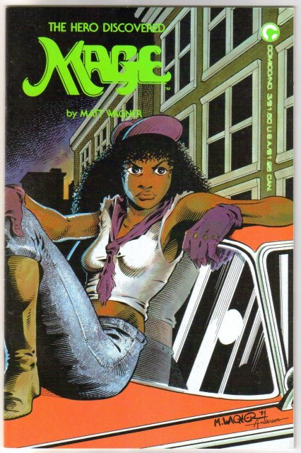 Mage #3 comic book mint 9.8