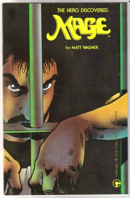 Mage #5 comic book mint 9.8
