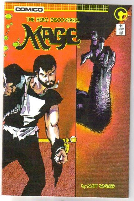 Mage #11 comic book mint 9.8