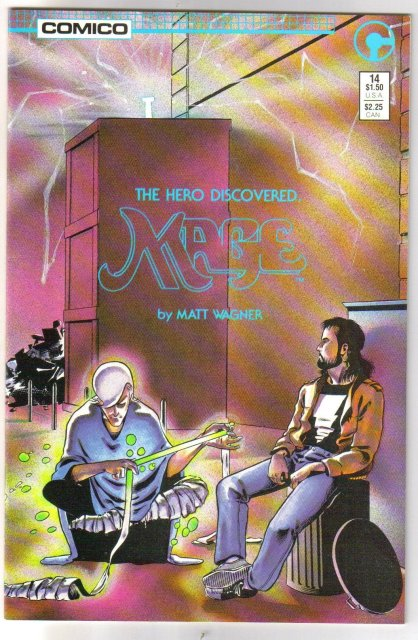 Mage #14 comic book mint 9.8