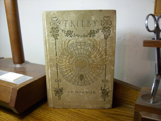 Trilby by George Du Maurier 1895