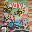 The Man Called Nova #4 near mint/mint 9.4