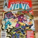 The Man Called Nova #10 near mint/mint 9.8