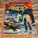Tomb of Dracula #1 very fine 8.0