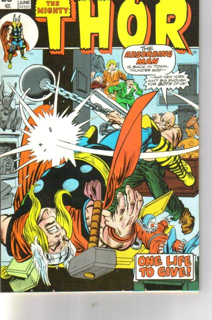 The Mighty Thor #236 comic book very fine 8.0
