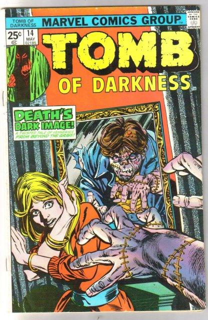 Tomb of Darkness #14 comic book fine 6.0